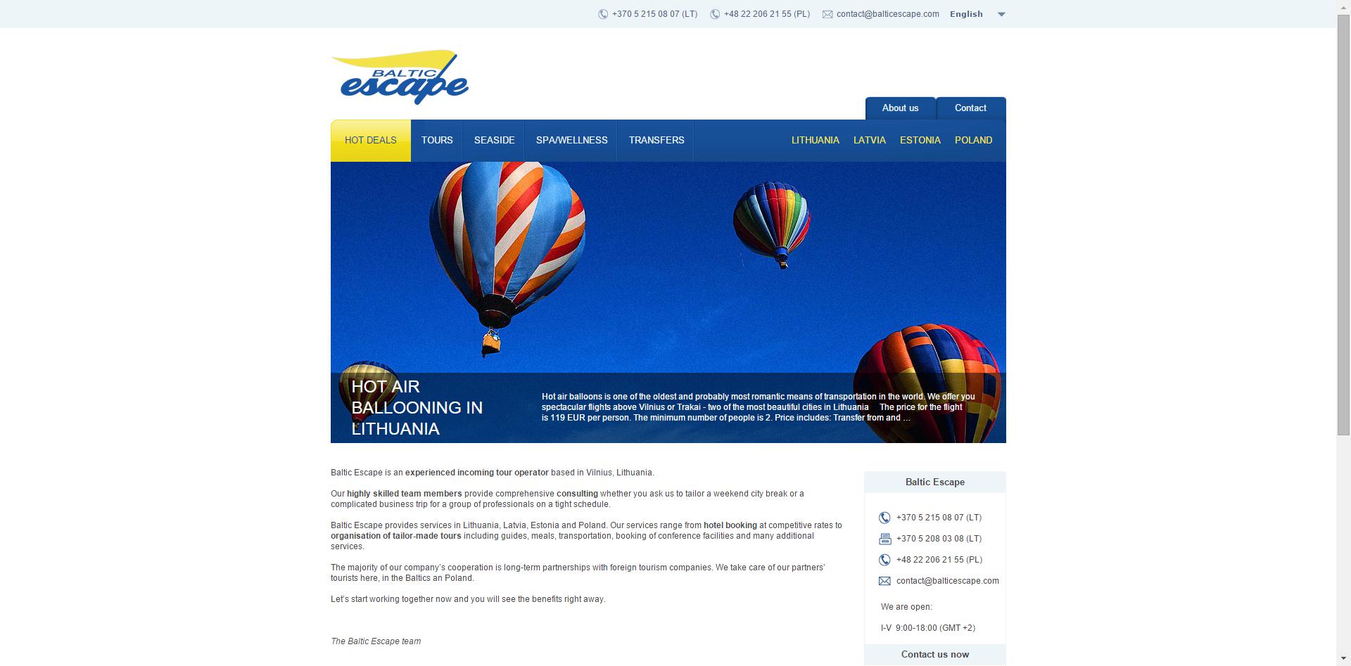 BalticEscape.com